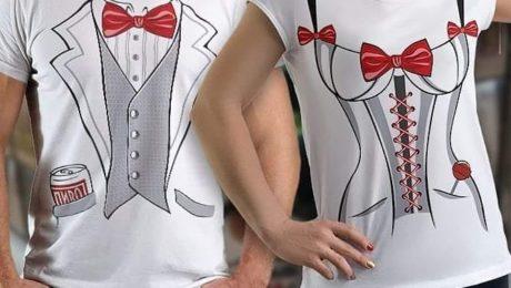 Печать на футболках.