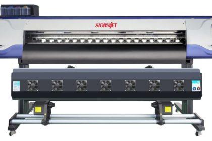 широкоформатная печать на гибких материалах