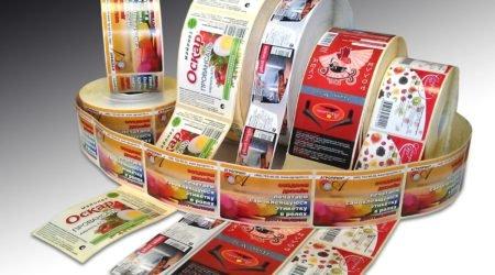 Изготовление этикеток методом флексографической печати